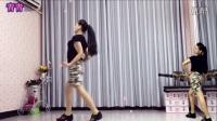 青青世界广场舞  时尚动感 《渴望自由》 附原创