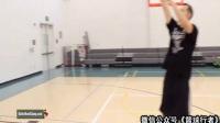 篮球课 如何利用crossover急停制造空间 篮球教学视频1 篮球技巧