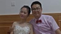 刘翱鹏先生和汤绍小姐婚礼实况