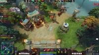 iG vs VG Sli邀请赛DOTA2 中国区淘汰赛 BO3 第二场