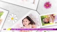 创意婚礼开场视频儿童电子相册公主专用小花朵成长视频