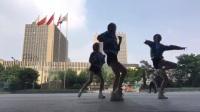 街舞排练 sara