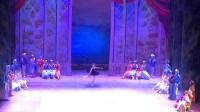 俄罗斯芭蕾舞《天鹅湖》……黑天鹅经典的32个挥鞭转……人民会堂20170926