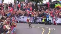 彼得萨甘获得2017世界公路自行车锦标赛冠军!
