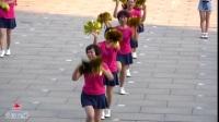 广场舞大赛——街心公园舞队