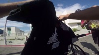 RIDING BMX IN A MOB vs COPS (BMX IN THE HOOD)