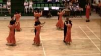交谊舞:组合舞蹈 (祈福长者会9月份生日会,交谊舞队表演)