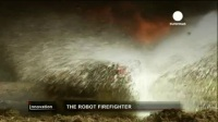 DOK-ING The Robot Firefighter (EuroNews, 11.01.2011)