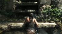 Xbox One X版《古墓丽影:崛起》游戏演示