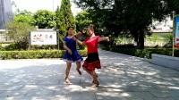 梅州小叶子广场交谊舞〈牛仔舞〉天--60754---2--4---1--0--53473--1--1---1---2