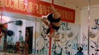 钢管舞学校钢管舞视频钢管舞培训飞皇