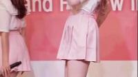 韩女团激情舞蹈表演