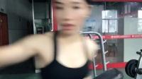 熊猫主播健身女4