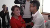 香格里拉傈僳族美女与灵寿汉族小伙结婚现场别具一格