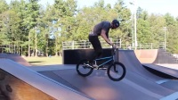 Matt Ray-BMX quick V-log