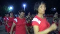 廉江市横山镇广场舞队集体舞《兔子舞》