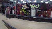 Trials Vs BMX at The Skatepark