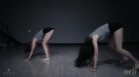 OFD舞室美女欧尼DUKA(RIYU&MINZ)性感JAZZ双人编舞Gangsta_三次元舞蹈