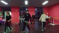 北京女皇舞蹈工作室 hiphop展示