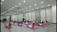 诺亚形体王芳老师原创舞韵瑜伽《水姻缘》