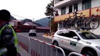环广西公路自行车世界巡回赛永福段赛道