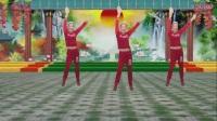 佳木斯快乐舞步健身操十二节春英广场舞鼓动天地