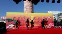 九九•老人节县交谊舞蹈协会、 广场健身舞协会专场文艺汇演       ——表演之女子吉特巴