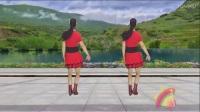茉莉广场舞你不来我不老双人舞佳木斯快乐舞步有氧健身操(1)