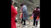 我爱大自然,北京平谷北寨,美女与大自然合拍,0就?vzo