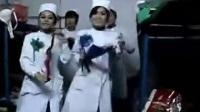 [拍客]美女护士宿舍雷人内衣舞 天雷滚滚