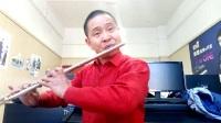舞剧《花窗舞》选自芭蕾舞剧《白毛女》长笛精华部分,长笛独奏:李文平。