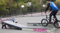 BMX- Matt Ray _ Aaron Franco Lawrence