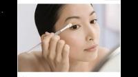 单眼皮画眼线视频 怎样画眼线视频 化妆视频 单眼皮怎么画眼线视频