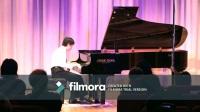 Chopin nocturne, 肖邦小夜曲,2017美国西北地区少年肖邦钢琴比赛银奖,Benjamin Yu(于天洋)演奏