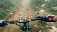 超导在骑轻蜂在越南龙脊山惊心动魄的10分钟!
