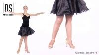 单色舞蹈拉丁舞教学恰恰第四集 拉丁舞视频教学 拉丁舞培训
