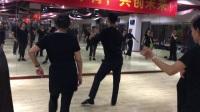 146、张嘉文老师恰恰舞教学三20171115