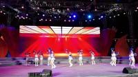广西第九届广场舞大赛金陵喜洋洋广场舞《色即是空》
