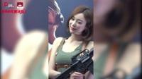 你们要的小姐姐来了 G-STAR2017韩国游戏展SHOWGIRL集锦