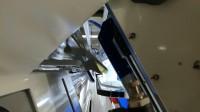 CLM西耳门高速熨烫线在张家口市科洁公司使用实录