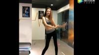 健身女神版本C哩C哩, 舞蹈跳的好酷!