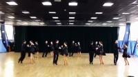 拉丁舞教学考核恰恰舞北京舞蹈学院。#天津舞蹈培训##天津拉丁舞培训#