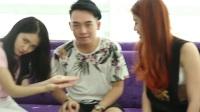 越南美女搞笑视频Thách 13 Kẹo Thúi - Thích Ăn Phở, Hòa Minzy  Vid