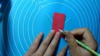 趣味手工流氓兔剪纸小制作视频教程