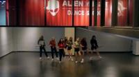 【ALiEN舞室】8妹纸帅气爵士舞Personal,简单的韩国舞蹈教学