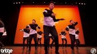 绝对目瞪口呆爵士舞超强同步,韩国集体舞蹈教学视频