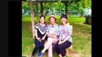 025北京怀柔郊游之一--聚集在街心公园