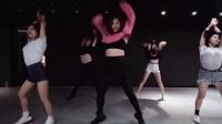 【1M】初学者必收藏全爵士舞,简单的韩国舞蹈教学