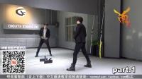 【南舞团】black suit super junior 舞蹈教学 分解教学 练习室(上)