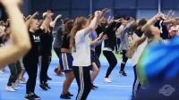 双人爵士舞Frequency,韩国舞蹈教学